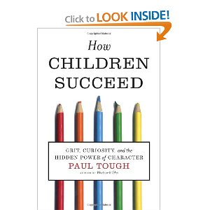 How Children Succeed. The book and it's appeal to gritty generation X parents