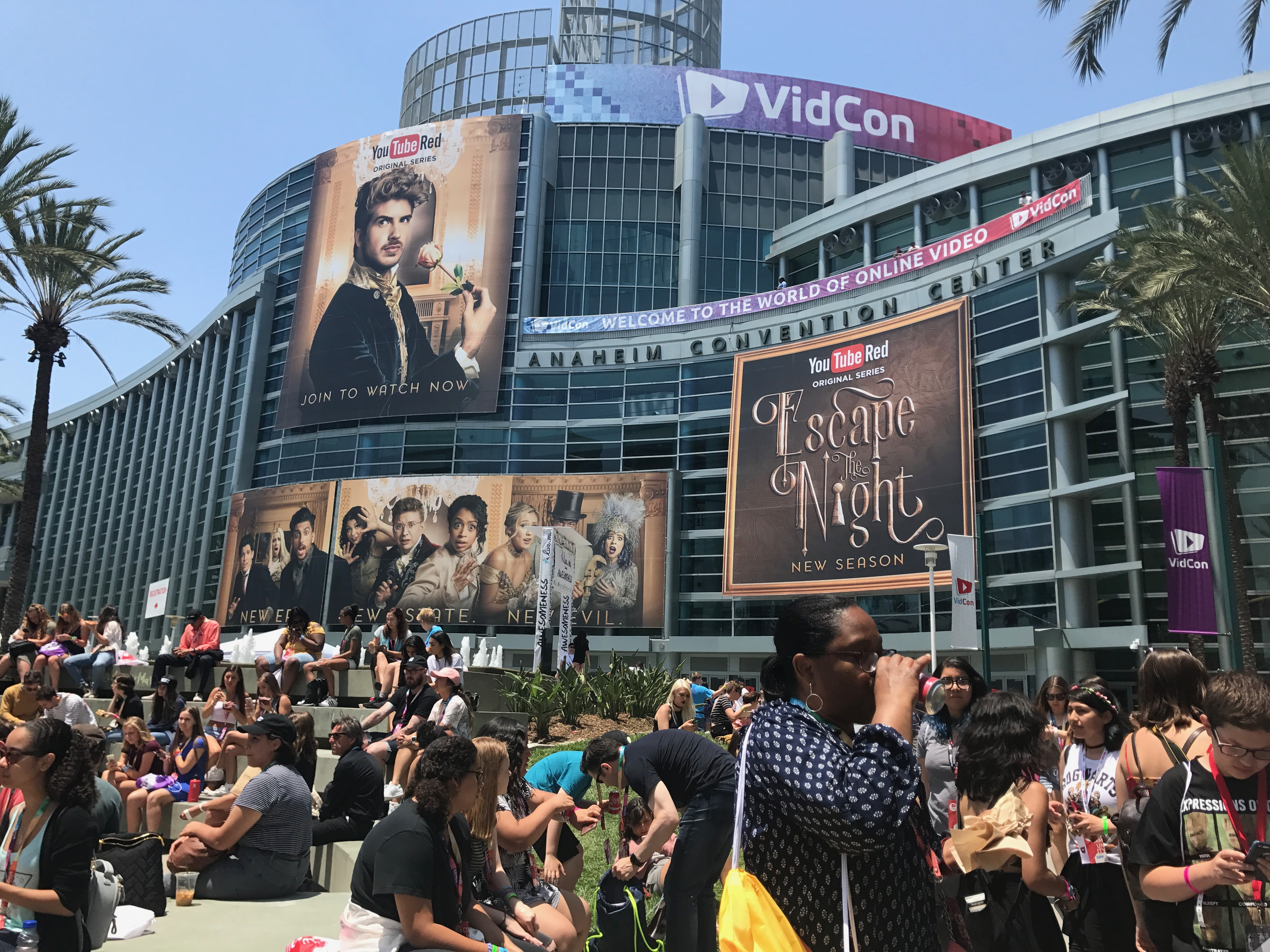 Influencers, Generation Z and VidCon 2017
